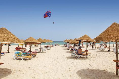 Tropicana - plage - Tropicana Tunisie - Monastir
