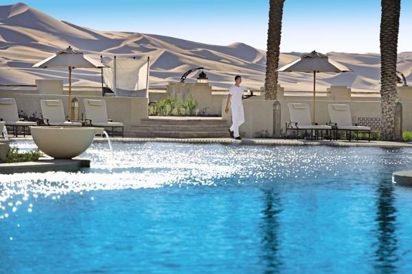 h tel anantara qasr al sarab desert resort abu dhabi abu dhabi go voyages. Black Bedroom Furniture Sets. Home Design Ideas