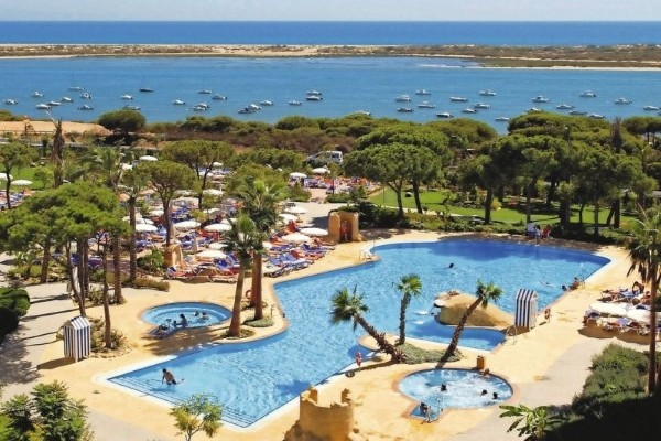 Hôtel - piscine - Club Jumbo Playacartaya