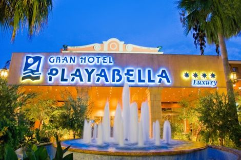 Hôtel Top Clubs Tonic Playabella 4* - MALAGA - ESPAGNE