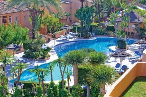Piscine - Hôtel Grangefield Oasis Club 3* sup