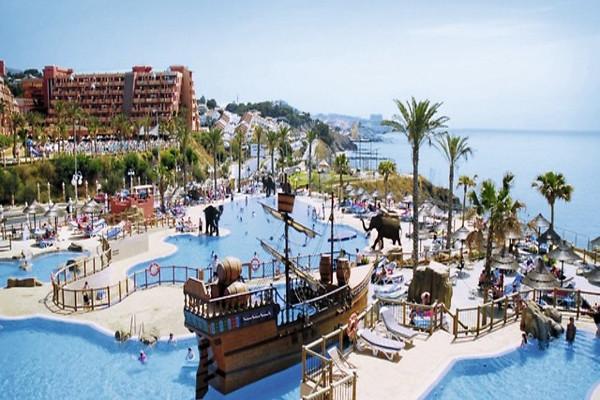 Hotel Malaga Pas Cher Avec Piscine