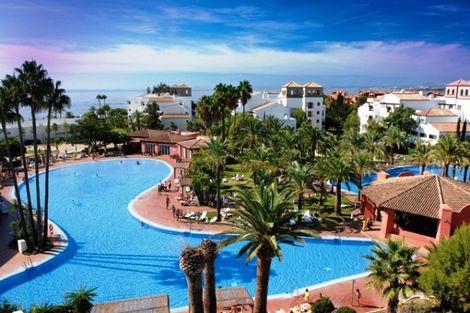 H tel marmara marbella 4 malaga espagne avis sur l 39 h tel for Hotel design andalousie