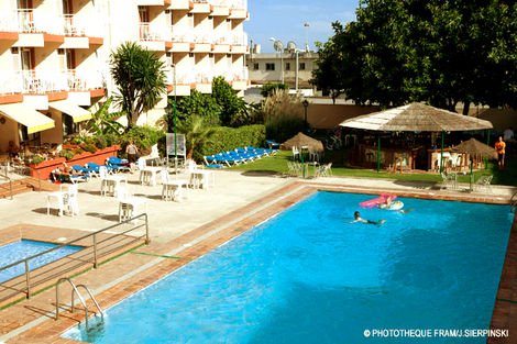 Hôtel Med Playa Balmoral 2* - MALAGA - ESPAGNE