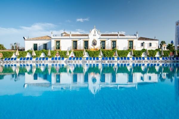 Piscine - Hôtel Pueblo Andaluz 3*