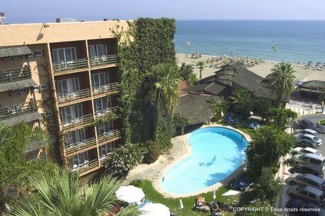 Hôtel Tropicana 4* - MALAGA - ESPAGNE