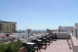 Andalousie-Malaga, Hôtel Kristal