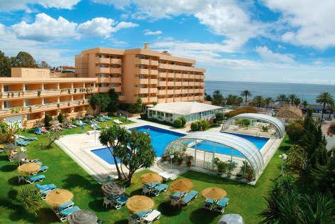 Vue panoramique - Club Palia la Roca 3*