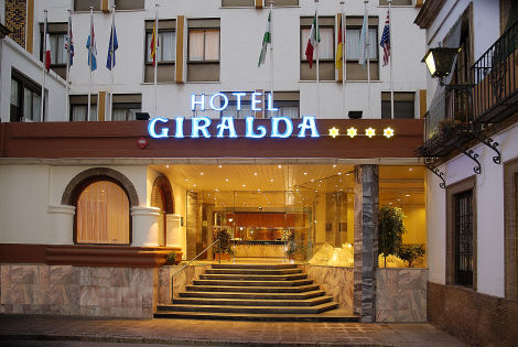 Hôtel Catalonia Giralda Ou Emperador Trajano 4* - SEVILLE - ESPAGNE
