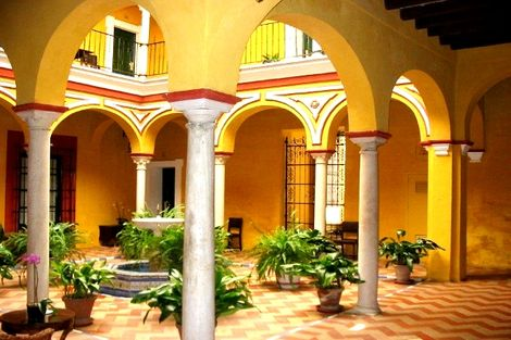 Hôtel Las Casas de la Juderia 4* - SEVILLE - ESPAGNE