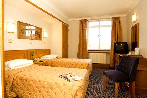 Hôtel President 2* sup - LONDRES - ROYAUME-UNI