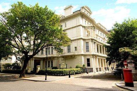 Hôtel Columbia 2* - En Ferry de Caen - LONDRES - ROYAUME-UNI