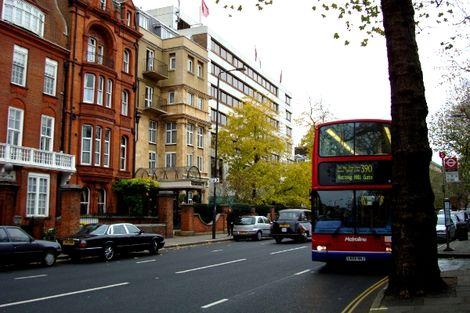 Hôtel Doubletree by Hilton Hyde Park 3* - LONDRES - ROYAUME-UNI