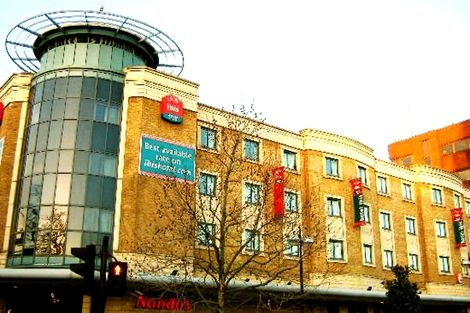Hôtel Ibis Stratford SPECIAL NOUVEL AN 2* - LONDRES - ROYAUME-UNI