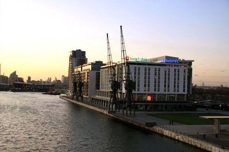 Hôtel Novotel Excel 4* - LONDRES - ROYAUME-UNI