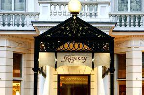Angleterre - Londres, Hôtel Regency Queen's Gate - Trajets en Eurostar