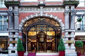 Angleterre - Londres, Hôtel St. James Court - A Taj Hotel - Trajets en Eurostar