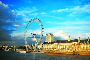 Angleterre - Londres, Hôtel Doubletree by Hilton Hyde Park (Ex The London Hyde Park) - Trajet aller en matinée / trajet retour en soirée