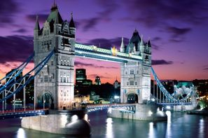 Angleterre - Londres, Hôtel President - Trajet aller en matinée / trajet retour en soirée