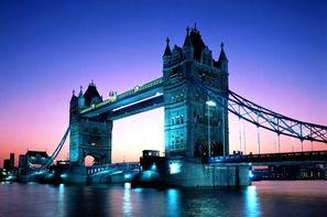 Angleterre - Londres, Hôtel Ibis London City - Trajet aller en matinée / trajet retour en soirée