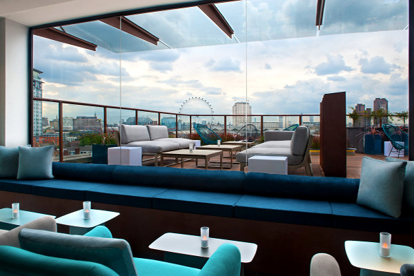 Vue panoramique - Hôtel H10 London Waterloo 4*