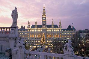 Autriche-Vienne, Hôtel Nouvel An à Vienne