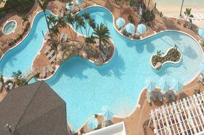 Bahamas-Nassau, Hôtel Warwick Paradise Island