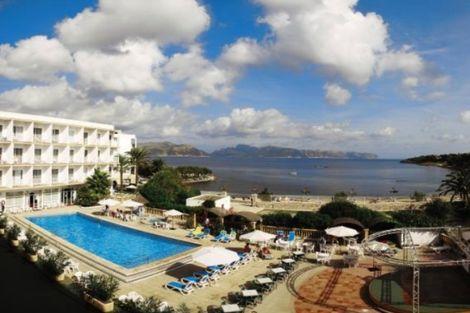 Hôtel Lookea Panoramic Mallorca 3* - ALCUDIA - ESPAGNE