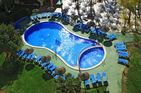 Hôtel Maxi Club Eurocalas 3* - CALAS DE MALLORCA - ESPAGNE