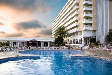 Hôtel Samoa 3* - CALAS DE MALLORCA - ESPAGNE