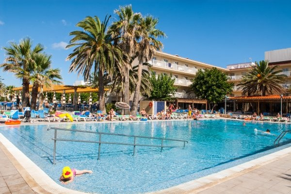 Piscine - Hôtel Aguamarina Playa 3* sup