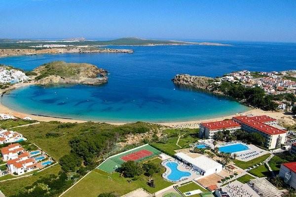 Vue panoramique - Club Olé Fram Aguamarina Playa 3* sup