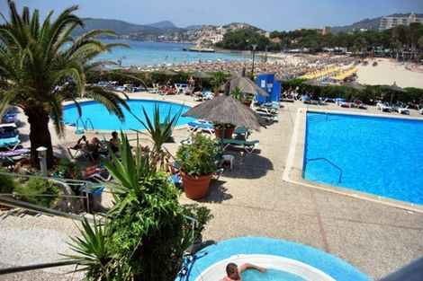 Hôtel Beverly playa KO QUALITE 3* - PALMA DE MALLORCA - ESPAGNE