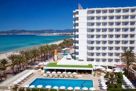 Hôtel Gran Fiesta 4* - PLAYA DE PALMA - ESPAGNE