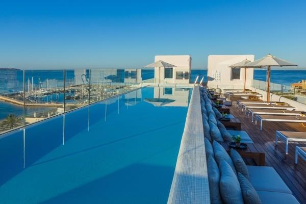 Piscine - Hôtel HM Alma Beach 4*