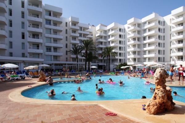 Favori Hôtel Palia Sa Coma Playa vue jardin Sa Coma Baleares - GO Voyages TE41