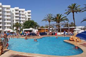 Baleares - Majorque (palma), Hôtel Palia Sa Coma Playa vue jardin