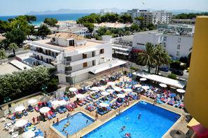 Baleares - Majorque (palma), Hôtel Roc Continental - Situé à Playa del Muro