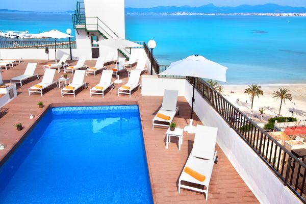 Piscine - Hôtel Whala!beach 3*