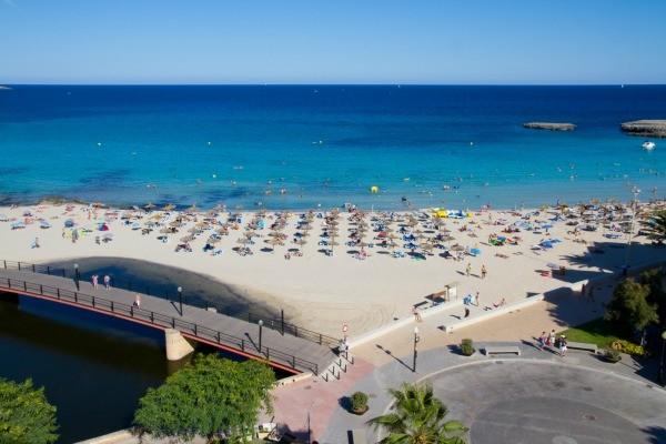 Hôtel Playa Moreia ***, Palma de Majorque