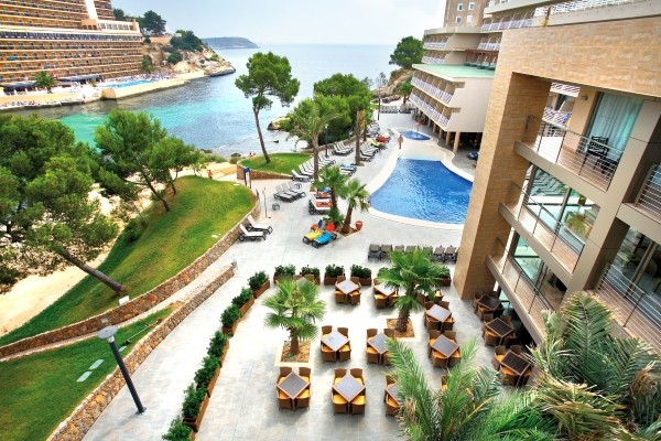 Vue panoramique - Hôtel Occidental Cala Vinas 4*