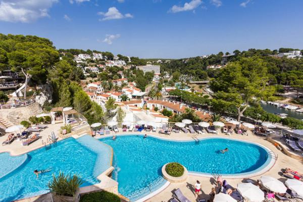 Vue panoramique - Hôtel Artiem Audax Spa & Wellness 4*