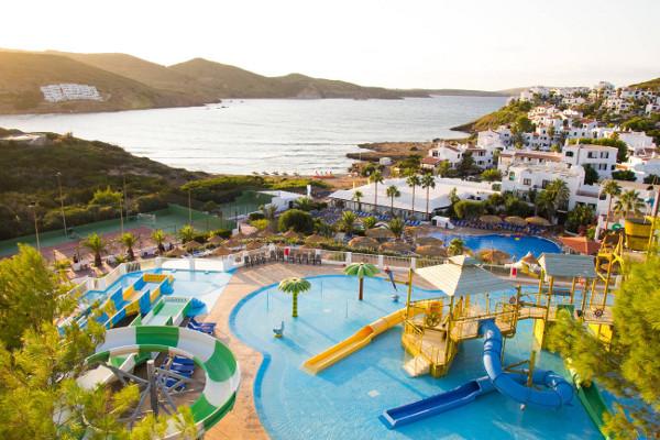 Vue panoramique - Club Framissima Carema Club Resort 4*