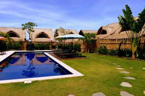 Hôtel United Colors of Bali, Villa à partager à 2 personnes à Canggu 4* - DENPASAR - INDONÉSIE