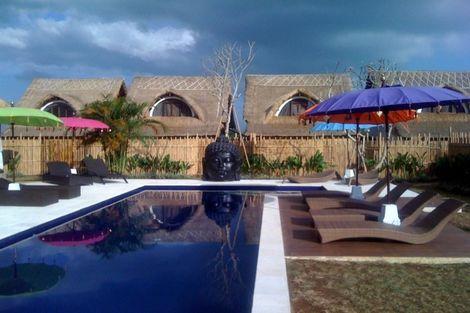 Hôtel United Colors of Bali, Villa à partager à 4 personnes à Canggu 4* - DENPASAR - INDONÉSIE