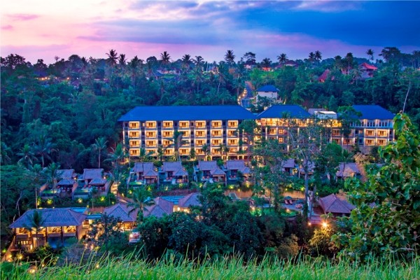 Hôtel The Lokha Ubud 5*