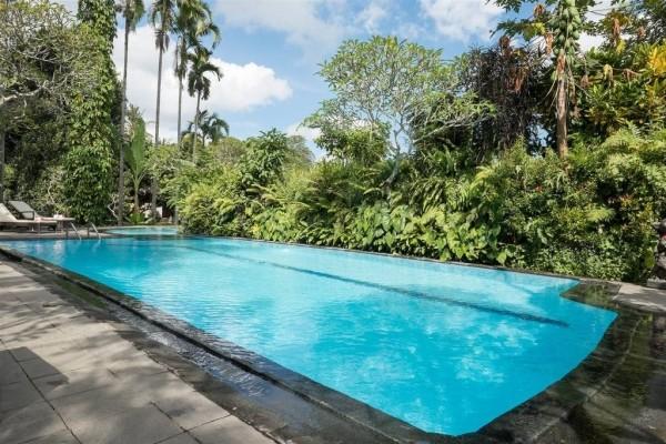 piscine - Ananda Cottages