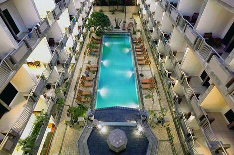 Hôtel Champlung Mas à Kuta 3* - DENPASAR - INDONÉSIE