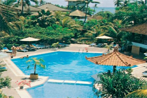 Hôtel Palm Beach 2* - DENPASAR - INDONÉSIE