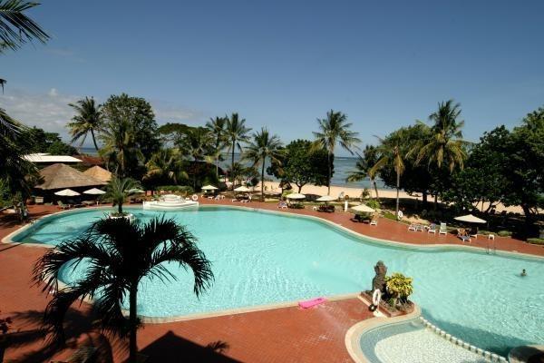 Piscine - Hôtel Prama Sanur Beach 4*